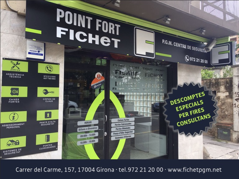 Fichet Girona 2