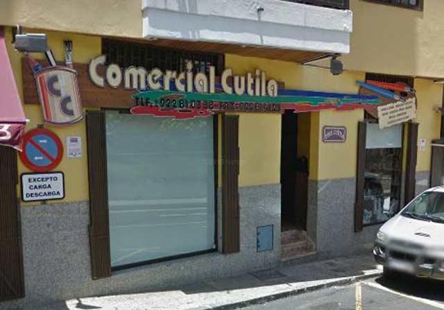 Comercial Cutila