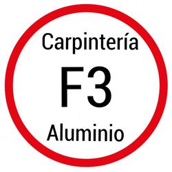 Aluminios F3