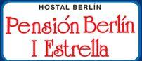 Hostal Berlín PENSIONES