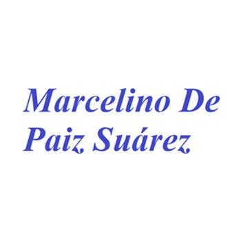 Marcelino De Paiz Suárez