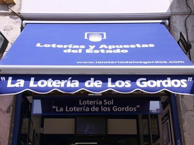 Lotería De Los Gordos - Lotería Sol Administración Número 10 ADMINISTRACIONES DE LOTERIAS