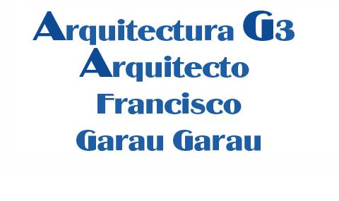 Arquitectes G3- Arquitecto Francisco Garau Garau