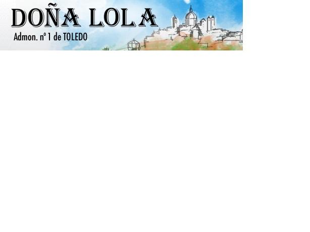 Administración de Lotería Número 1 Doña Lola