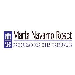 Procuradora Marta Navarro