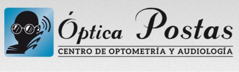 Óptica Postas, Centro de Optometría y Audiología