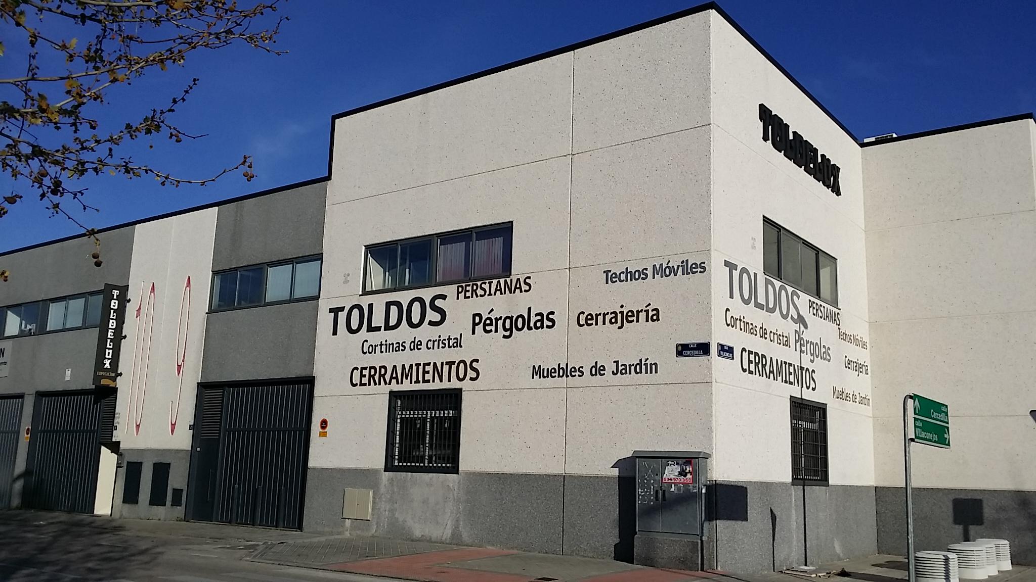Toldelux TOLDOS: FABRICACION E INSTALACION