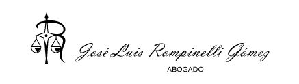 Abogado José Luis Rompinelli Gómez
