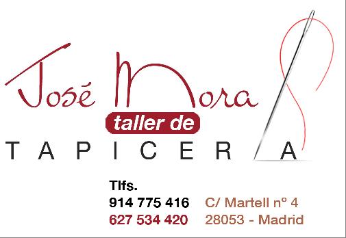 Taller de Tapicería José Mora