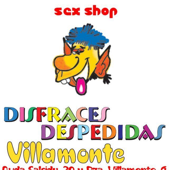Disfraces Villamonte - Sexshop