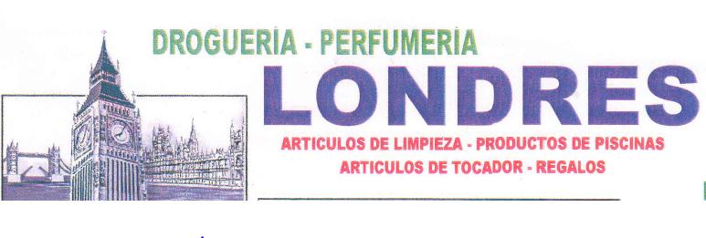 DROGUERIA PERFUMERIA LONDRES