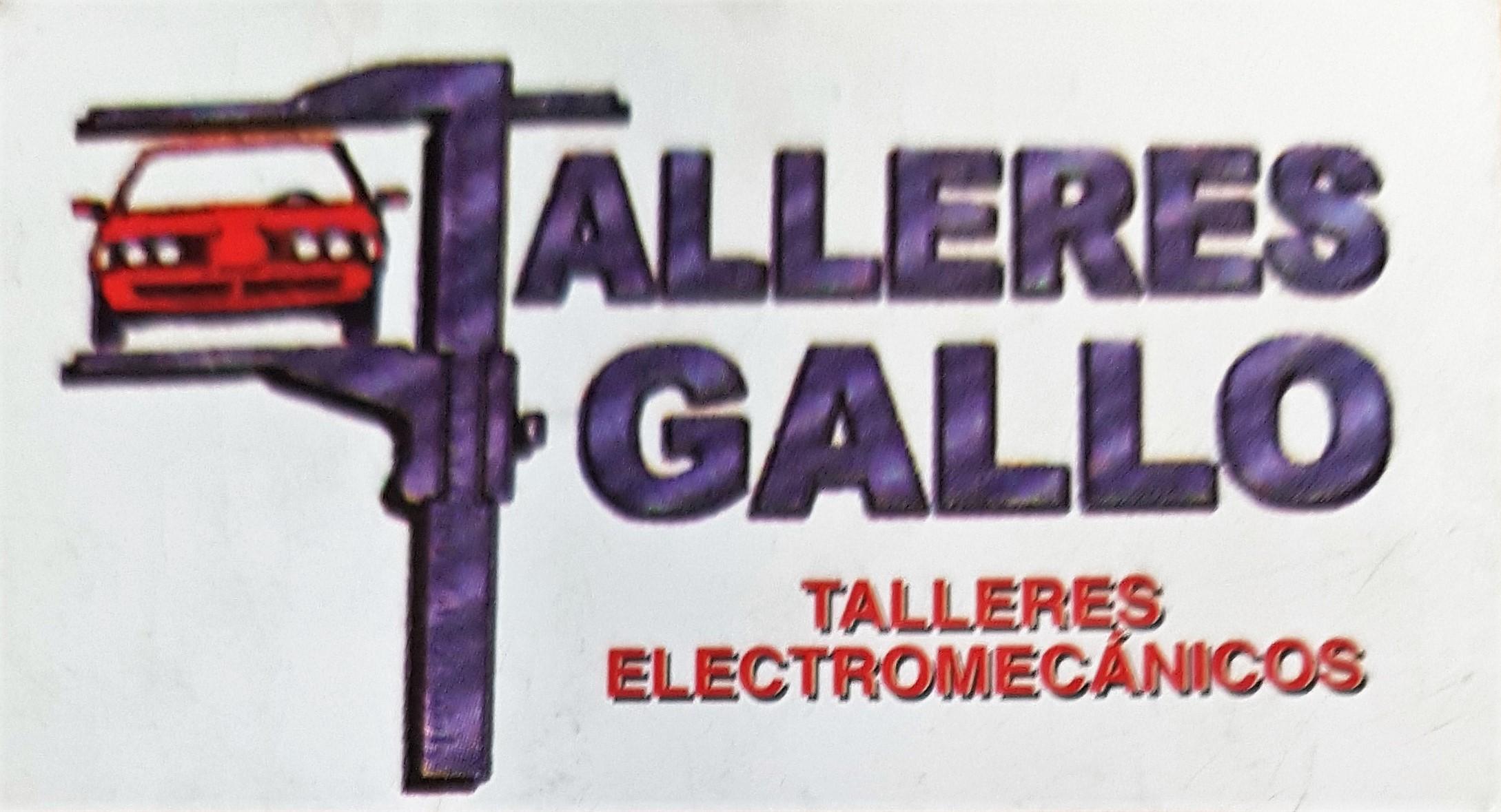 TALLERES GALLO