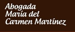 M.ª Del Carmen Martínez García