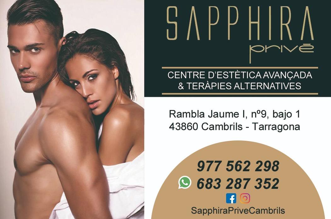Sapphira Privé Centre d'Estética Avançada & Teràpies Alternatives