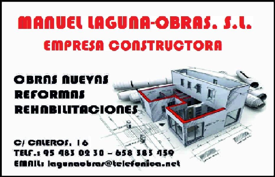 MANUEL LAGUNA OBRAS, S.L.