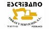 Desatascos Pozoblanco - Escribano Servicios - Excavaciones - Demoliciones - Lodos - Residuos-Obras