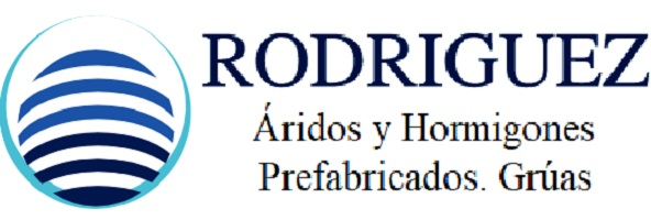 Áridos Hormigones Prefabricados Y Grúas Rodríguez