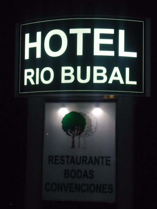 Hotel Río Bubal