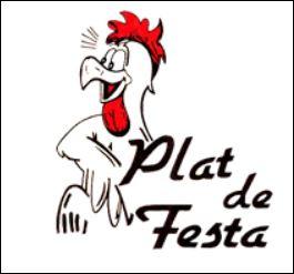 Plat De Festa