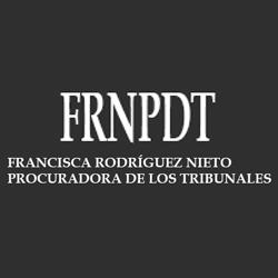 Procuradora Francisca Rodríguez Nieto