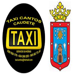 Taxi Cantos Caudete