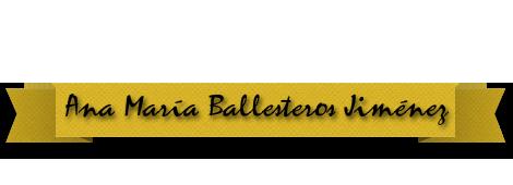 Ana María Ballesteros Jiménez
