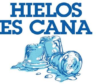 Hielos Es Cana