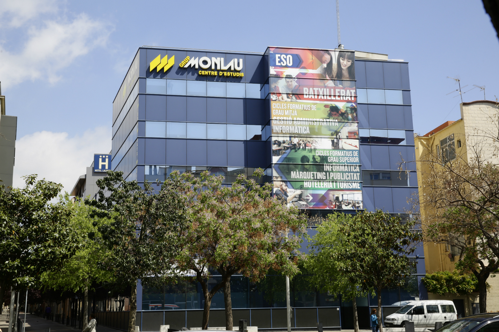 Monlau Centro De Estudios - Barcelona - Monlau, 6 BAJO | Colegios ...