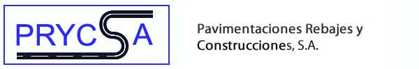 PAVIMENTACIONES REBAJES Y CONSTRUCCIONES S. A.