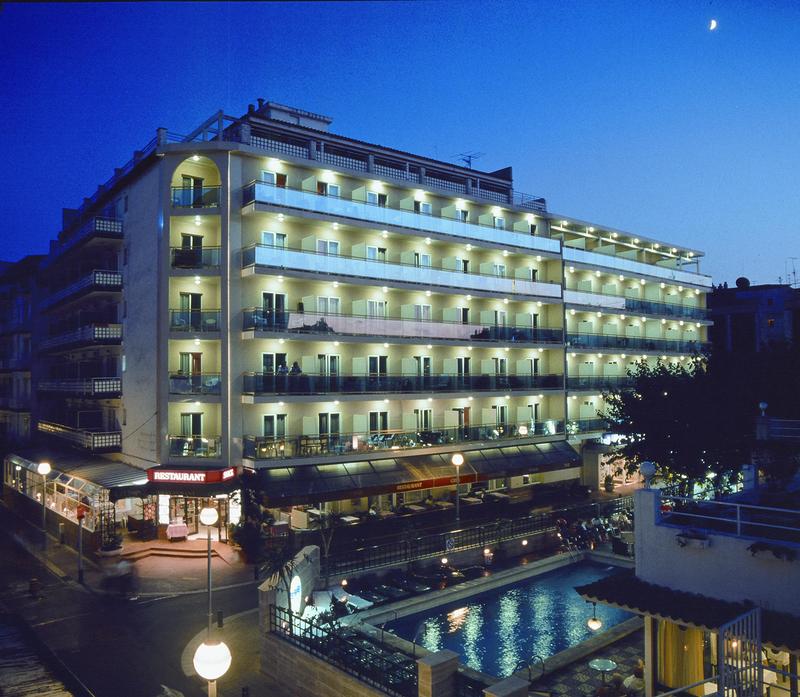 Hotel María Del Mar **** Lloret Costa Brava HOTELES