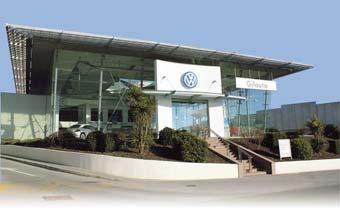 Volkswagen Gilauto Granada 3