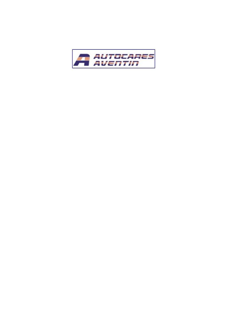 Automoviles Aventin S.A.