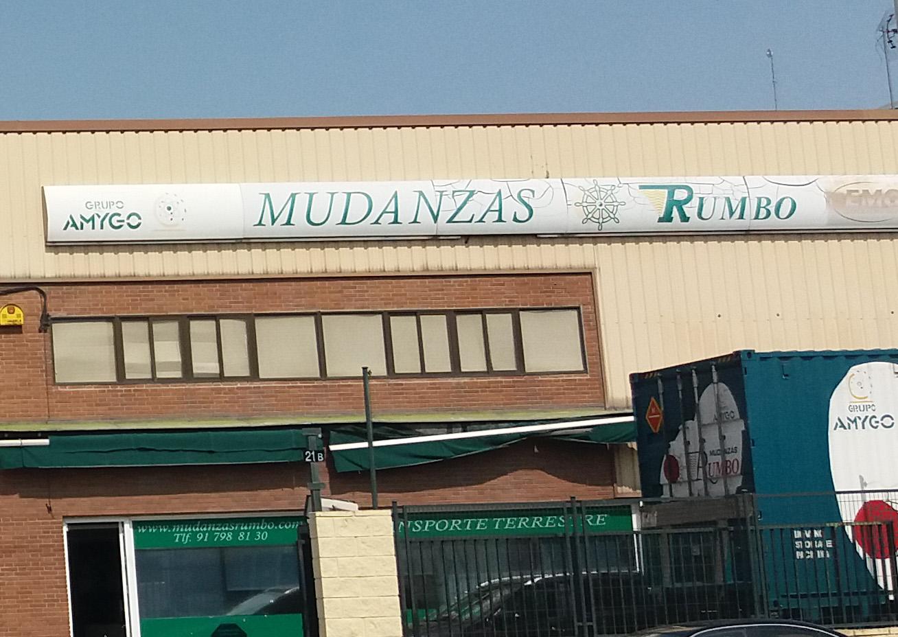 Mudanzas rumbo legan s rey pastor pol ind ntra sra de butarque 21 b mudanzas - Mudanzas en leganes ...