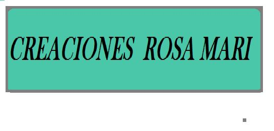 Creaciones Rosa Mari S.A.