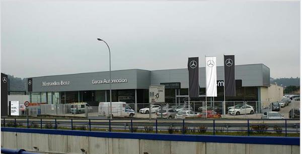 Garza Automoción S.A. - Mercedes-benz 2