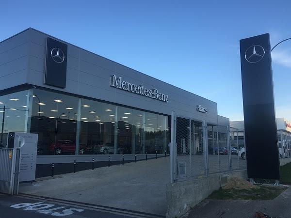 Garza Automoción S.A. - Mercedes-benz San Cibrao das Viñas