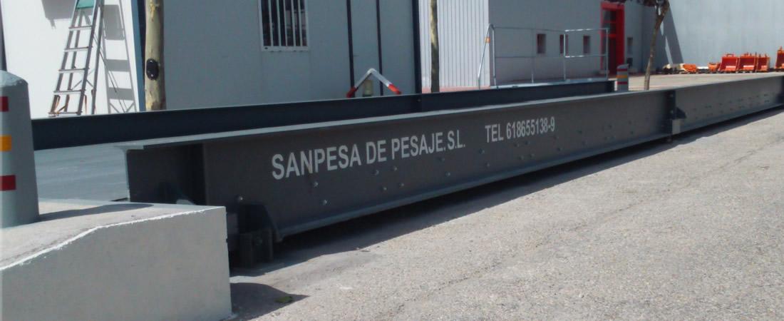 Imagen de SANPESA DE PESAJE