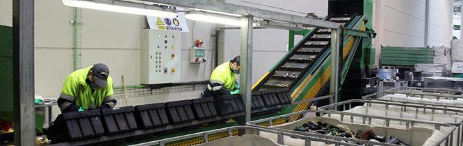 Recybérica Ambiental Torrejón de Ardoz