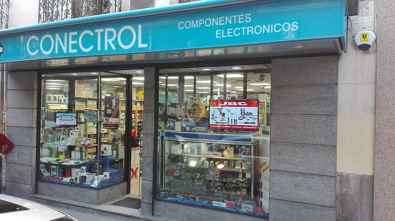 Conectrol, S.A. Madrid