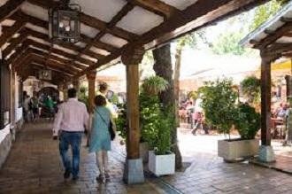 Restaurante Las Moreras COCINA A LA BRASA