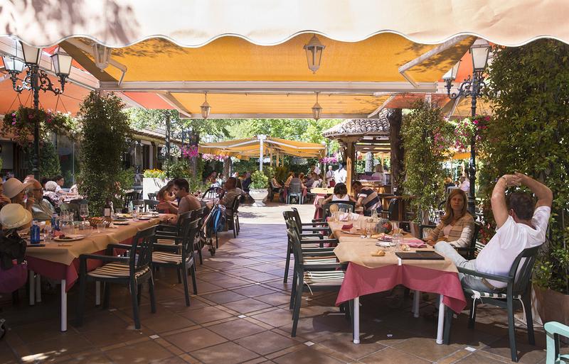 Restaurante Las Moreras 4