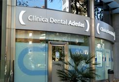 Adeslas Dental Via Augusta Barcelona