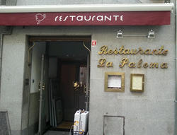 Imagen de La Paloma