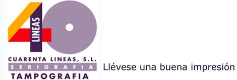 Serigrafía 40 Líneas S.L.