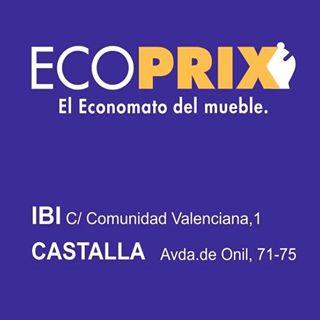 Muebles Ecoprix