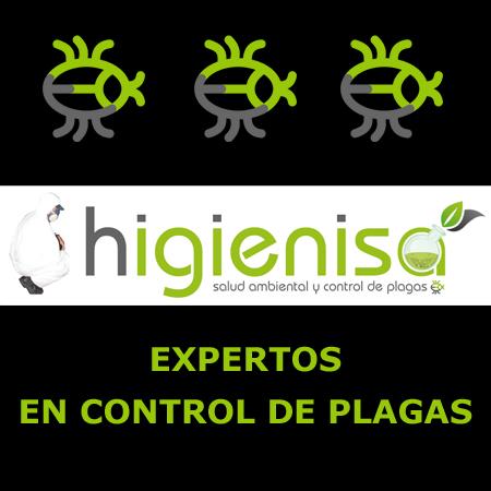 HIGIENISA CONTROL DE PLAGAS - ALICANTE