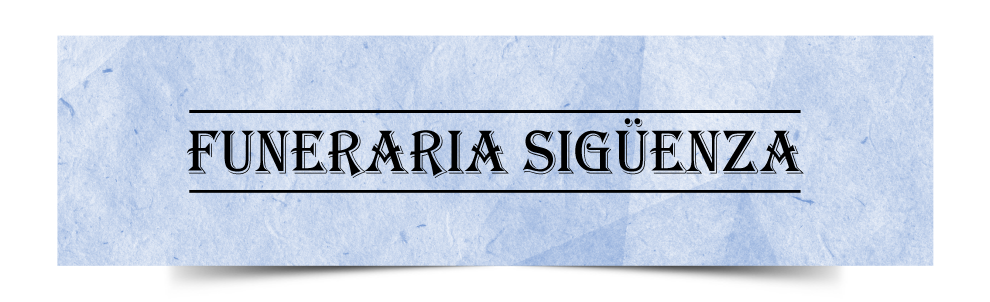 Funeraria Sigüenza