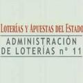 Lotería 11 AB