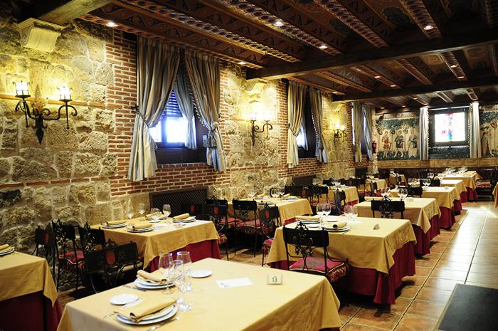 Restaurante - Hotel El Convento 7