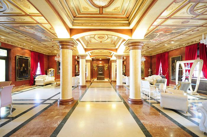 Restaurante - Hotel El Convento 12